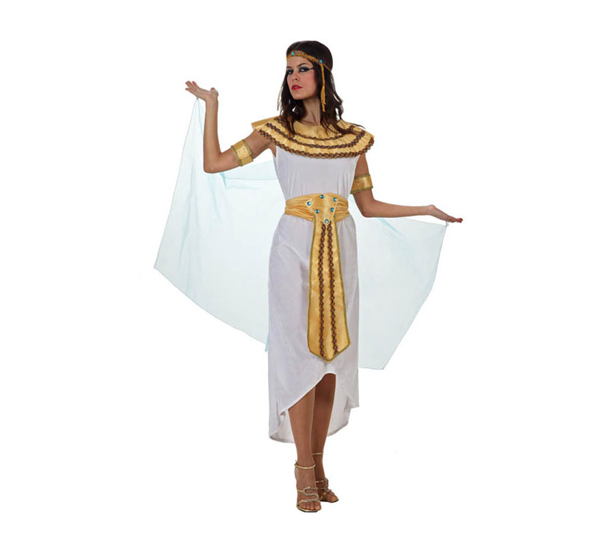 Disfraz barato de Egipcia para mujer talla XL