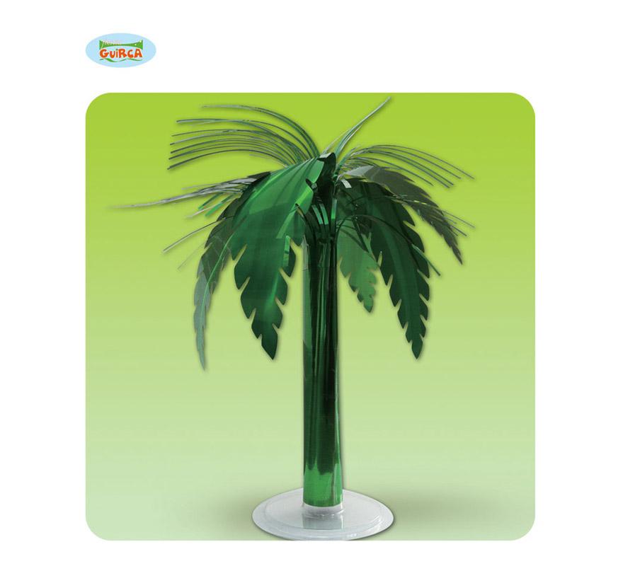 Palmera de sobremesa 45 cms. Perfecta para decorar Fiestas Hawaianas.