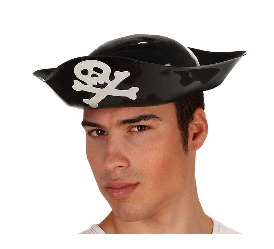 Sombrero de Pirata de PVC infantil.