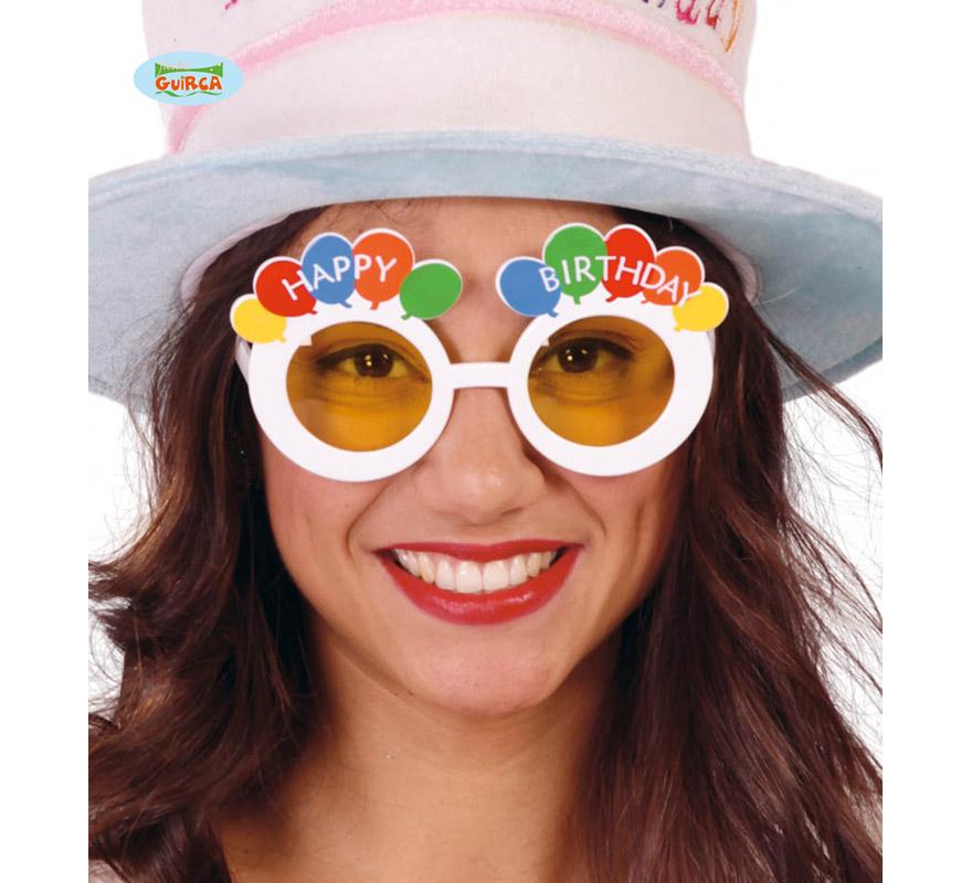 Gafas de Cumpleaños Happy Birthday.