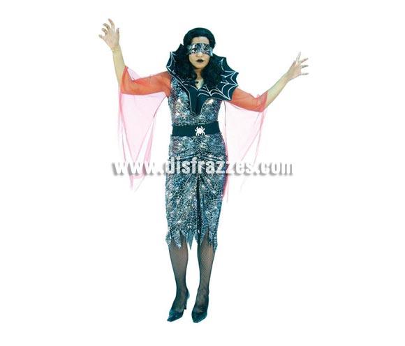 Disfraz barato mujer Araña adulta para Halloween