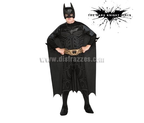 Disfraz barato de Batman TDK 5-7 años para Carnavales