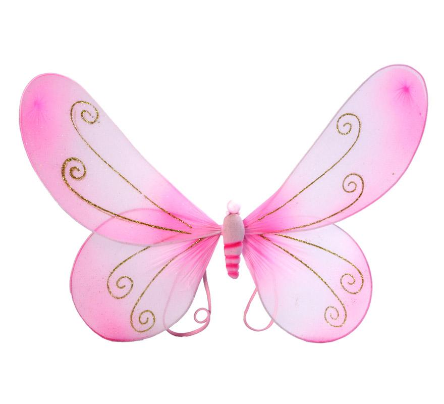 Alas de mariposa de 39x48 cm. para Carnavales.