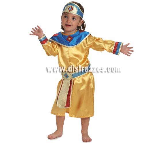 Disfraz de Bebé Egipcio para niños de 1 a 3 años.