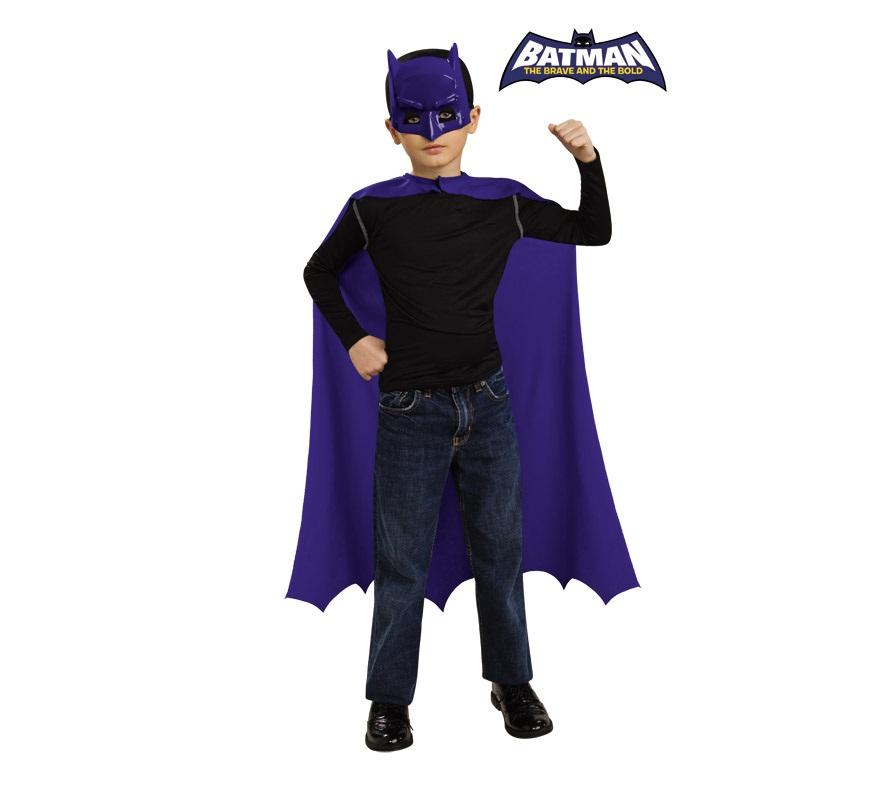 Set de Capa y Máscara de Batman B&B