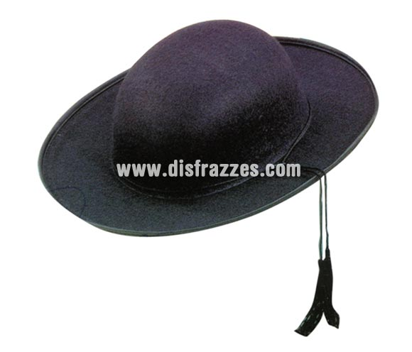 Sombrero de Cura o Párroco de pueblo.