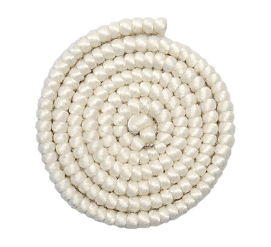 Crepe de lana BLANCO, es una hebra tejida hecha de piezas de lana de borrego. Este producto se puede utilizar para hacer barbas, bigotes, cejas y patillas de un solo uso. El crepé de lana se utiliza para ocultar los bordes de la barba postiza y para crear un efecto de barba incipiente. Cuando se quieran disimular los bordes de la barba postiza, recomendamos que trabaje con piezas de  (crepé de lana) de al menos 50 cm de largo. Colores: Wol Crepe está disponible en una gran variedad de colores. Los colores se pueden combinar entre sí y se pueden colorear después con Eyeshadow/Rouge (sombra para ojos)  si es necesario. Para disimular los bordes de la barba de 'Santa Claus' o de Papá Noel recomendamos el color número 2 (rubio claro) para una barba coloreada con crema o de pelo de búfalo y el color número 1 (blanco) para una barba blanca postiza sintética.