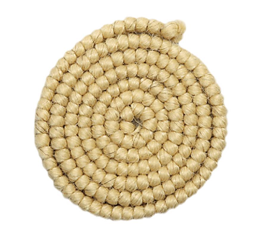 Crepe de lana RUBIO CLARO, es una hebra tejida hecha de piezas de lana de borrego. Este producto se puede utilizar para hacer barbas, bigotes, cejas y patillas de un solo uso. El crepé de lana se utiliza para ocultar los bordes de la barba postiza y para crear un efecto de barba incipiente. Cuando se quieran disimular los bordes de la barba postiza, recomendamos que trabaje con piezas de  (crepé de lana) de al menos 50 cm de largo. Colores: Wol Crepe está disponible en una gran variedad de colores. Los colores se pueden combinar entre sí y se pueden colorear después con Eyeshadow/Rouge (sombra para ojos)  si es necesario. Para disimular los bordes de la barba de 'Santa Claus' o de Papá Noel recomendamos el color número 2 (rubio claro) para una barba coloreada con crema o de pelo de búfalo y el color número 1 (blanco) para una barba blanca postiza sintética.