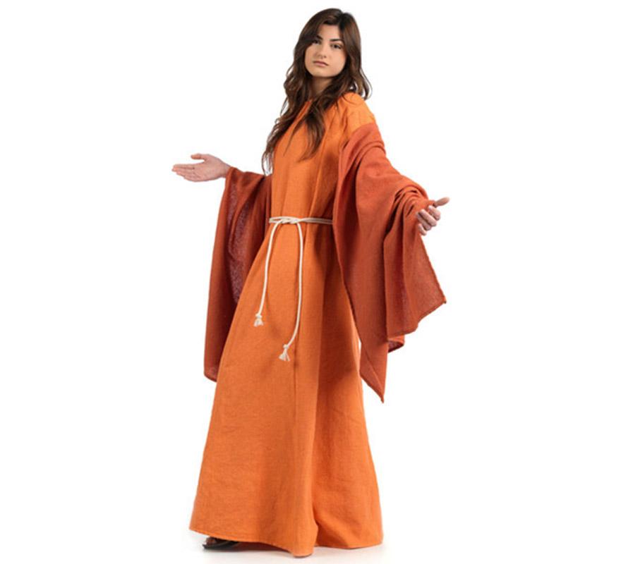 Disfraz barato de Maria Magdalena Superluxe para mujer