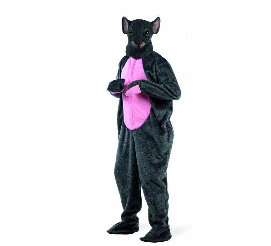 Disfraz o Mascota Loro para adulto  Deluxe. Alta calidad. Hecho en España. Disponible en varias tallas. Incluye mono y cabeza.