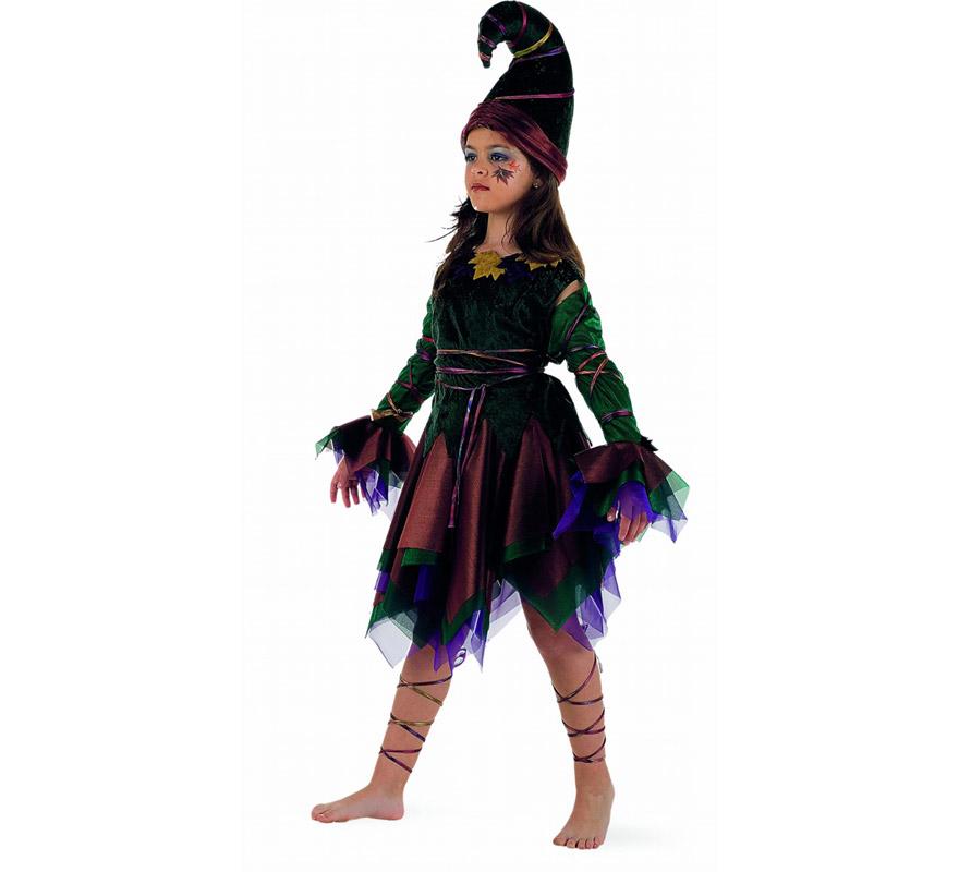 Disfraz de Elfa infantil Deluxe para CArnaval. Hecho en España. Disponible en varias tallas. Incluye camisa, falda, gorro y cintas de las piernas. Disfraz de Duende para niñas ideal para Cabalgatas de Reyes Magos. Éste disfraz de Navidad es perfecto para la época Navideña en la que los niños hacen teatros de Belenes e interpretan canciones tradicionales en los Colegios y se comienzan a preparar las Fiestas en las que Reina la Paz y la Unidad. Disfrazándote con un disfraz para Navidad, o disfrazando a tus hijos con disfraces de Navidad, ayudas a crear ese ambiente mágico en el que los peques se sienten protagonistas y sienten el auténtico Espíritu Navideño que entre todos debemos crear. ¡¡Compra tu disfraz para Navidad en nuestra tienda de disfraces, será divertido!!