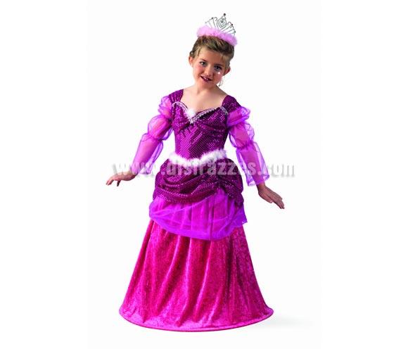 Disfraz barato de Princesa Encantada Deluxe para niña