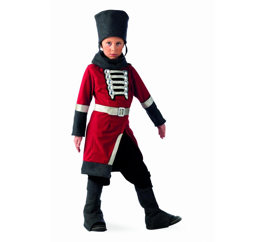 Disfraz barato de Cosaco Ruso Deluxe para niño