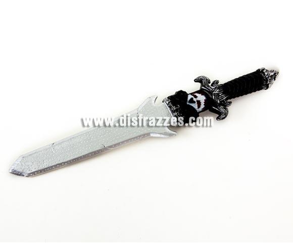 Espada de fantasía de 61 cm. para Halloween o para tu disfraz de Carnaval. Tres modelos surtidos.