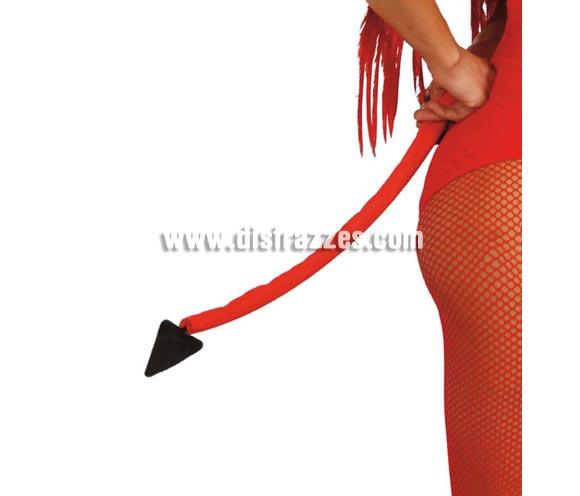 Cola Diablo o Demonio 60 cm para Halloween o para Despedidas de Soltera.