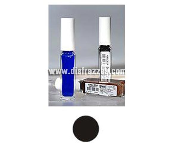 Máscara de Pestañas resistente al agua, en color negro.  Mascara es un rimel tradicional a prueba de agua. Este producto viene en un envase de 7 ml (que incluye un cepillo).  Aplique el rimel con el cepillo. Éste rimel altamente resistente al agua es menos recomendable para las personas que usan lentes de contacto.  El rimel se puede quitar con un pedazo de algodón empapado en Cleansing Milk (crema limpiadora), Make-up Remover (desmaquillante) o Multi Remover (desmaquillador múltiple).