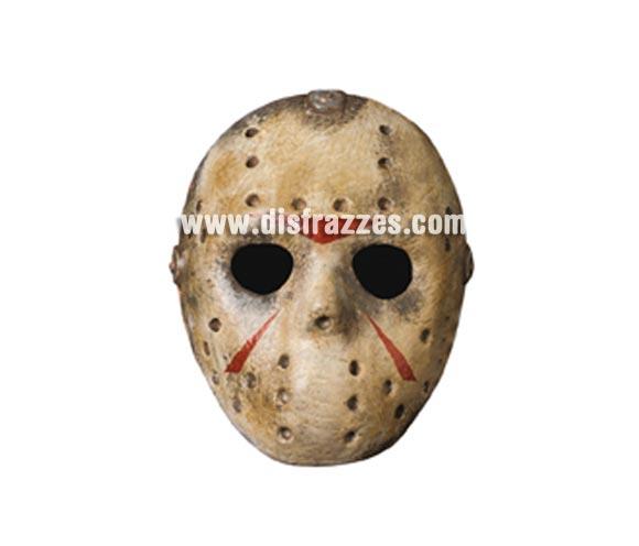 Máscara Jason de Viernes 13 para Halloween. Máscara o Careta de EVA para Halloween.