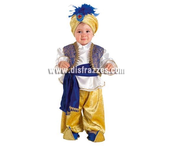 Disfraz de Morito Baby para Carnaval. Disponible en 2 tallas. Incluye disfraz.
