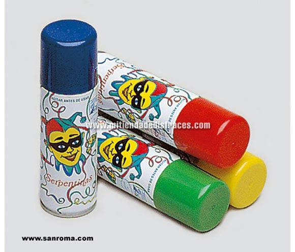 Spray Serpentina.