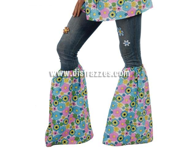 Patas de elefante para disfraz de Hippie en Carnaval. Incluye el par. ¡¡Compra el complemento para tu disfraz de Carnaval en nuestra tienda de disfraces, será divertido!!