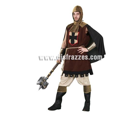 Disfraz barato de Caballero Medieval Especial para hombre