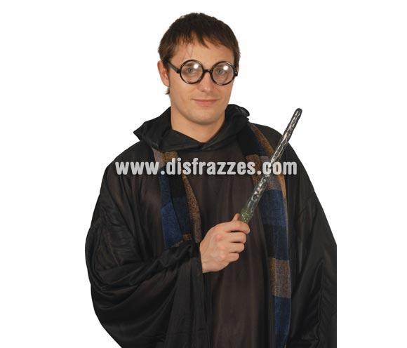 Varita de Mago con led. Perfecta como Complemento si te disfrazas de Harry Potter o de cualquier Mago, Brujo o Bruja. Por supuesto también para el disfraz de Estudiante mágica ref. 80385GUI.