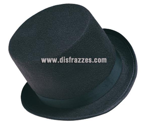 Sombrero de Copa o Chistera para adultos.