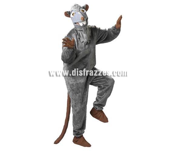 Disfraz de Rata de Campo para hombre. Talla única. Incluye disfraz completo como se muestra en la imagen. Éste disfraz de Ratón o Rata es muy calentito ideal para los sitios donde haga mucho frío.