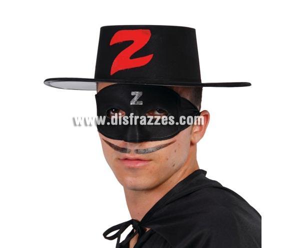Pañuelo antifaz de El Zorro.