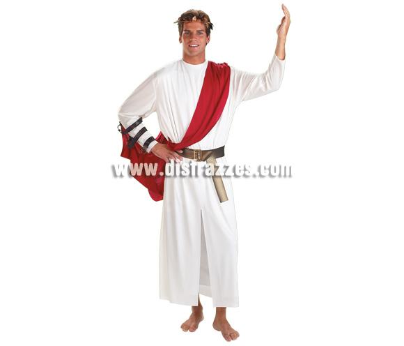 Disfraz de Romano para hombre. Talla 54. Incluye vestido.
