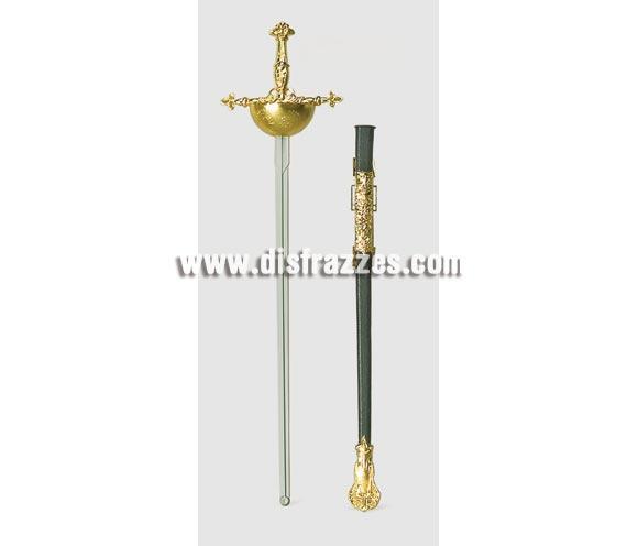 Florete o Espada de Mosquetero de 73 cm.