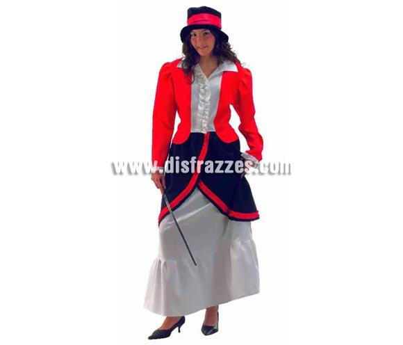 Disfraz de Amazona para mujer. Talla standar válida hasta la 44. Incluye disfraz sin complementos.