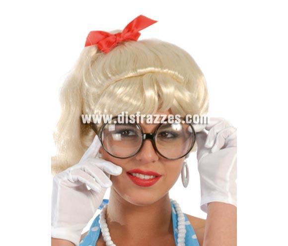 Gafas de Secretaria. ¿Te acuerdas del programa de Televisión 1,2,3? ¡Qué tiempos aquellos!