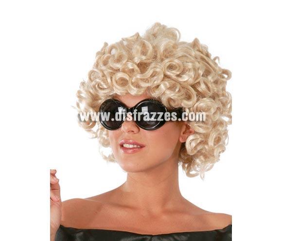 Gafas de sol de los años 60. Perfectas como complemento de tu disfraz de Olivia Newton John en la mítica película Grease.
