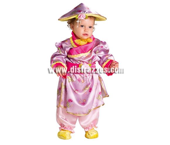 Disfraz de Gheisa o de China para bebé. Varias tallas. Incluye disfraz.