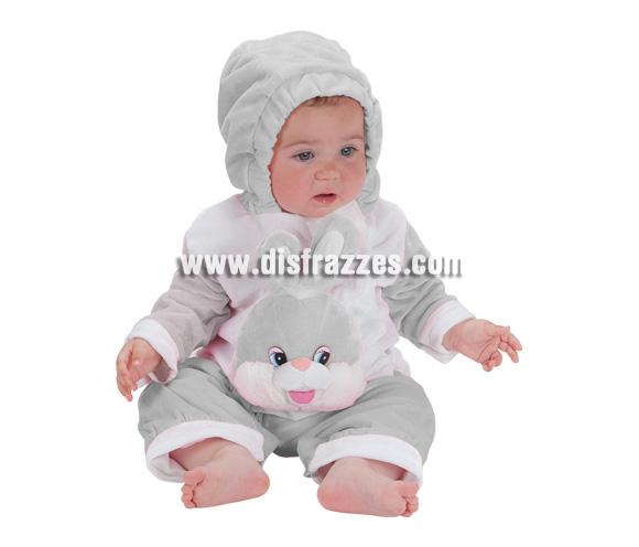 Disfraz de Conejita para bebé. Talla de 3 a 12 meses. Incluye disfraz.