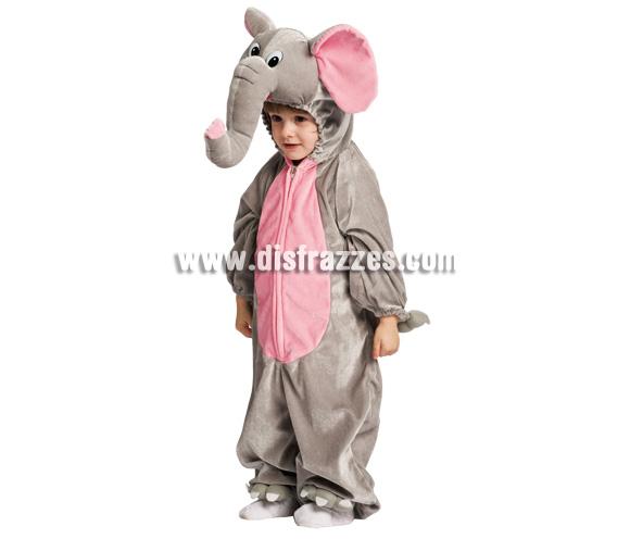 Disfraz de Elefante para niños. Incluye disfraz.
