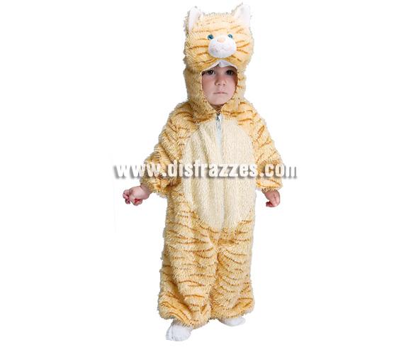 Disfraz de Tigre para niños. Varias tallas. Incluye disfraz.
