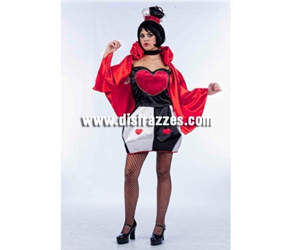 Capa Roja Deluxe para mujer. Alta calidad, hecho en España. Incluye capa.