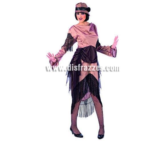 Disfraz de Continente Europa Deluxe para mujer. Alta calidad, hecho en España. Disponible en varias tallas. Incluye vestido y gorro.