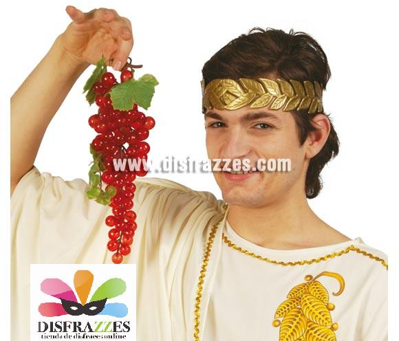 Corona Laurel de César de plástico. Perfecta como Complemento de tu disfraz de Romano.