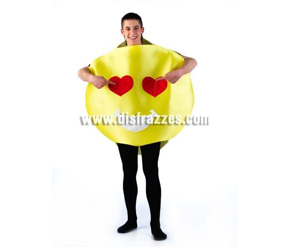 Disfraz de Icono Enamorado para adultos. Disfraz original y exclusivo para ir diferente a los demás.