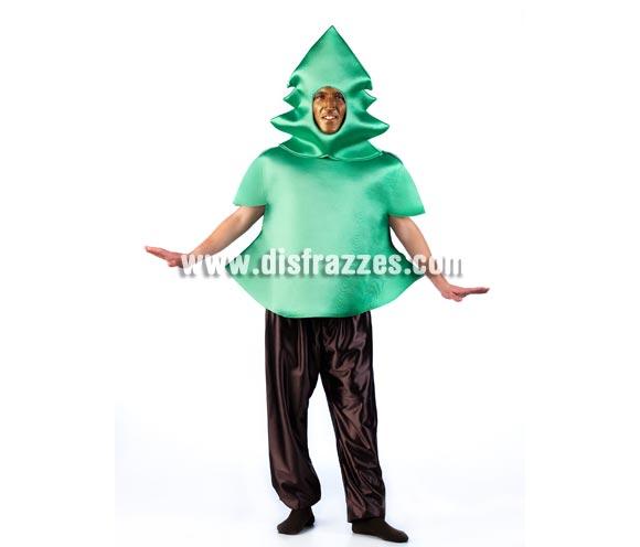 Disfraz de Abeto para adultos. Talla Universal adultos. Incluye disfraz completo tal y como se ve en la imagen.