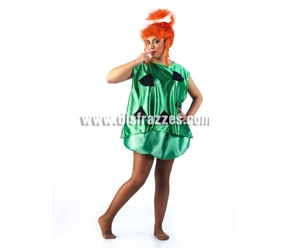 Disfraz De Pebbles Picapiedra Para Mujer   Disfrazzes   Tienda De