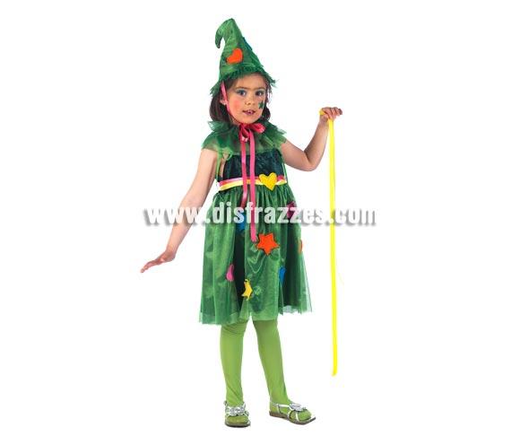 Disfraz de Bruja Parchís Deluxe para niña. Alta calidad, hecho en España. Disponible en varias tallas. Incluye vestido, gola y sombrero. Cinta de la mano NO incluida.