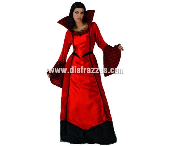 Disfraz barato de Vampiresa para mujer talla M-L