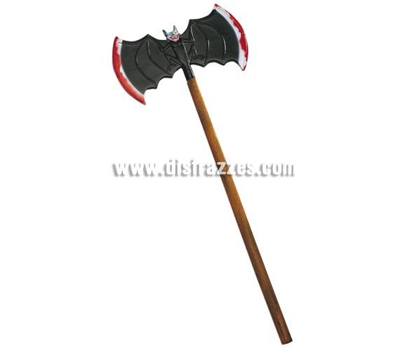 Hacha Murciélago de 75 cm para Halloween o para lo que se te ocurra.