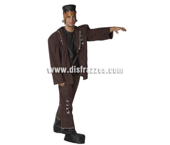 Disfraz barato de Frankenstein para hombre talla Std.