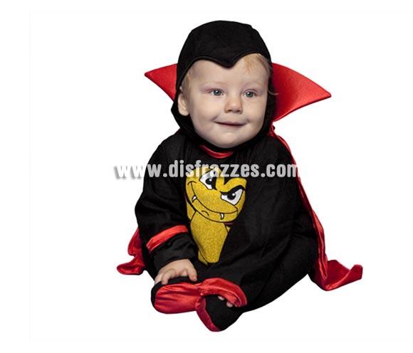 Disfraz de Vampiro bebé de 6 a 12 meses para Halloween.