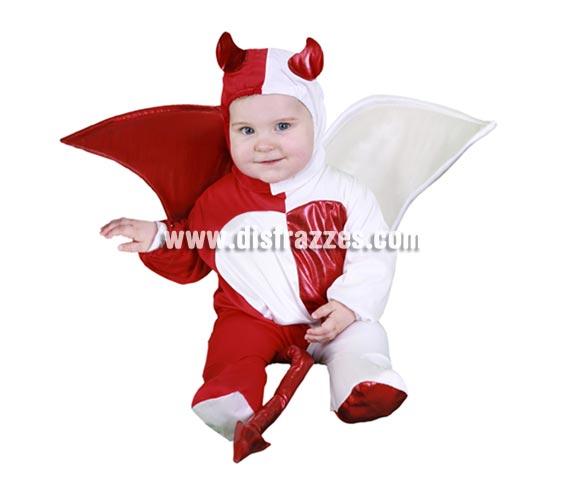 Disfraz de Angel y Demonio bebé de 6 a 12 meses para Halloween.